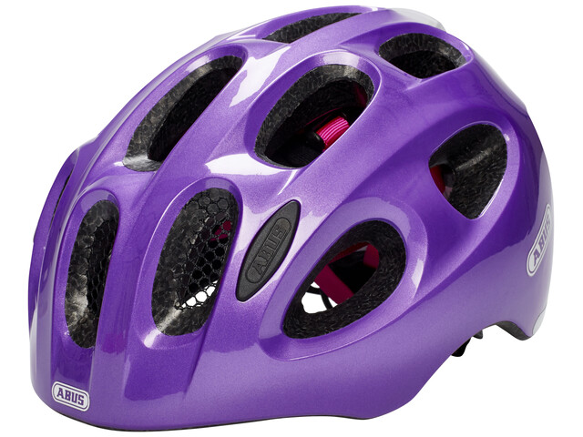 ABUS Youn-I Cykelhjelm Børn violet